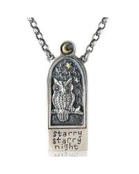 Nick Hubbard Jewellery - Metallic 'starry, Starry Night' Necklace - Lyst