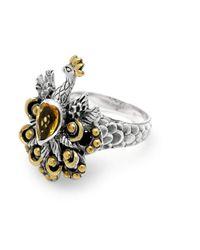 Deni Jewelry - Metallic Phoenix Ring - Lyst