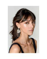 Vanilo - Multicolor Pandora Earrings Silver - Lyst