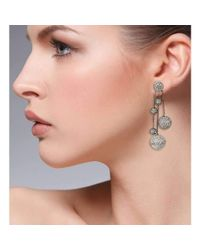Latelita London - Multicolor Studio 54 Earring Oxidised - Lyst