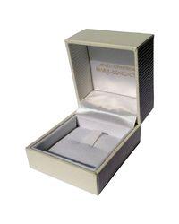 Jewellery Design Marie-Benedicte Metallic Pure Line Ring In Gold And Iolite