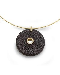 Nitsa Rona - Multicolor Millstone Necklace - Lyst