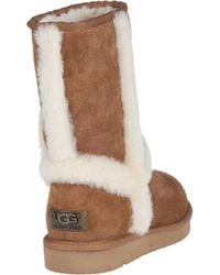 Ugg - Brown Carter Ankle Boot Chestnut Suede - Lyst