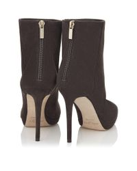 Jimmy Choo - Black Harvey 100 - Lyst