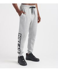 new styles ea9c4 ccd87 Nike - Gray Air Fleece Pant for Men - Lyst