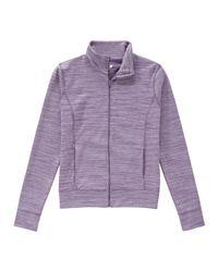 Joe Fresh - Purple Space Dye Jacket - Lyst