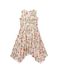 Joe Fresh   Multicolor Floral Tank Dress   Lyst