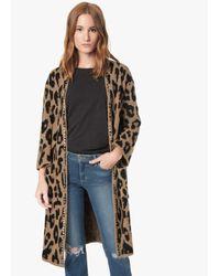 Joe's Jeans - Multicolor Lauren Long Sweater - Lyst