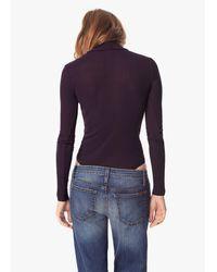 Joe's Jeans - Purple Gayle Bodysuit - Lyst