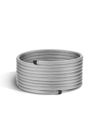 John Hardy - Metallic Classic Chain Multiple Coil Bracelet With Black Sapphire - Lyst