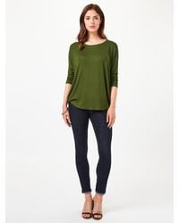 Phase Eight - Green Catrina Top - Lyst