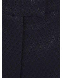 Fenn Wright Manson - Blue Nieve Jacquard Trousers - Lyst