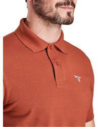 Barbour | Multicolor Tartan Pique Polo Shirt for Men | Lyst