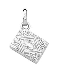 Links of London - Metallic Sterling Silver Custard Cream Biscuit Charm - Lyst