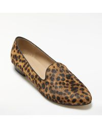 John Lewis | Brown Ginny Loafers | Lyst