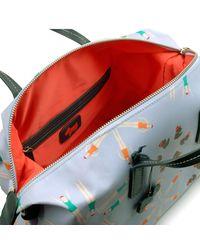 Radley - Blue Collectibles Lido Medium Fabric Grab Bag - Lyst
