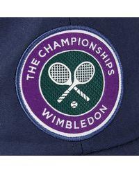 Ralph Lauren - Blue Polo Wimbledon Cross Court Cap for Men - Lyst