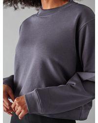 Varley - Gray Albata Sweatshirt - Lyst