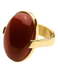 Dyrberg/Kern | Multicolor Dyrberg/kern Retro Gem Cocktail Ring | Lyst