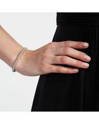John Lewis - Metallic Plain Bead Bracelet - Lyst