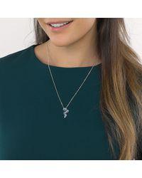 Kit Heath - Blue Sterling Silver Cascade Topaz Amethyst Pendant Necklace - Lyst