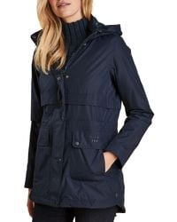 Barbour - Blue Altair Waterproof Jacket - Lyst