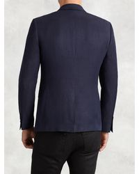 John Varvatos - Blue Austin Sportcoat for Men - Lyst