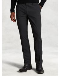 John Varvatos | Black Motor City Jean for Men | Lyst
