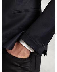 John Varvatos - Black Austin Sportcoat for Men - Lyst
