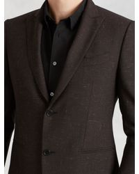 John Varvatos - Black Austin Sportcoat for Men - Lyst