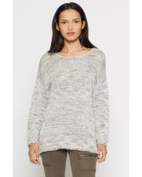 Joie | Gray Persis Sweater | Lyst