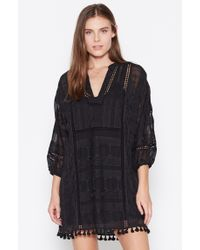Joie | Black Gelina Dress | Lyst