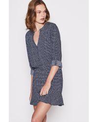 eeeba1f992ba9 Lyst - Joie Acey Dress in Blue