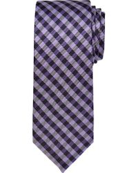 Jos. A. Bank - Purple Executive Collection Tie for Men - Lyst