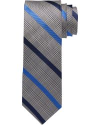 Jos. A. Bank Blue 1905 Collection Striped Tie for men