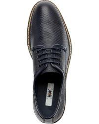Jos. A. Bank - Blue Joseph Abboud Daytona Textured Oxfords for Men - Lyst