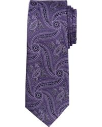 Jos. A. Bank - Purple Joseph Abboud Persian King Medallion Tie for Men - Lyst