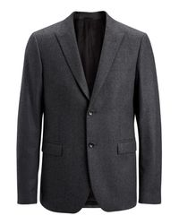 Joseph - Multicolor Flannel Suiting Freddy Suiting Jacket for Men - Lyst