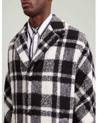 Joseph - Black Manteau Albert en Blown Blanket for Men - Lyst