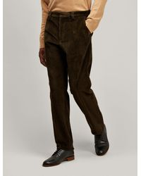 Joseph - Multicolor Pantalon Ernest en velours côtelé jumbo for Men - Lyst
