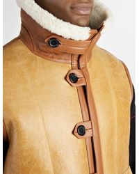 Joseph - Multicolor Cracked Sheepskin Warfe Sheepskin for Men - Lyst
