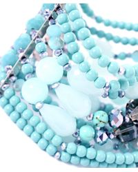 Butterfly - Blue Aqua Ocean Cuff - Lyst