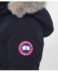 Canada Goose - Blue Trillim Parka Coat - Lyst