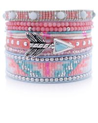 Hipanema - Multicolor Fluo Bracelet - Lyst