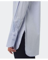 Gestuz Blue Payson Plain Shirt