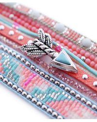 Hipanema - Multicolor Fluo Bracelet - Lyst