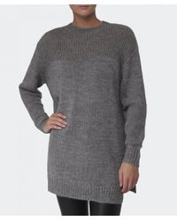 Étoile Isabel Marant - Gray Loris Wool Sweater - Lyst