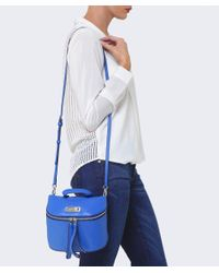 Marc Jacobs - Blue Canteen Bag - Lyst