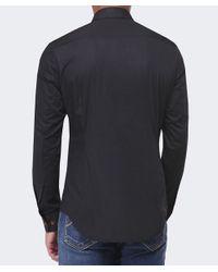 Vivienne Westwood - Black One Button Orb Shirt for Men - Lyst