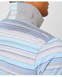 BOSS - White Regular Fit Striped Paddy 3 Polo Shirt for Men - Lyst